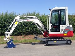 Foto des TAKEUCHI TB 219 Power Tilt
